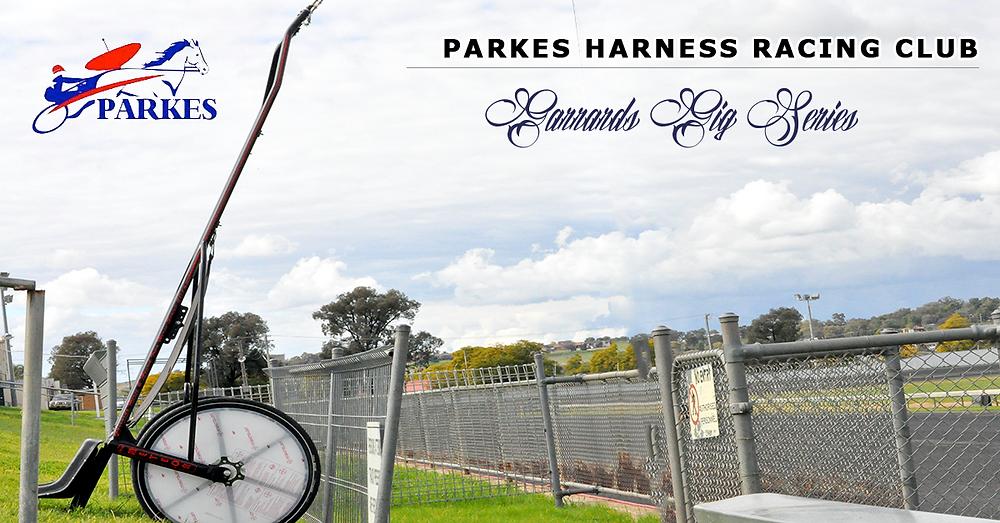 Parkes Harness Racing Club Garrards Gig Series Rio Meteor Gig