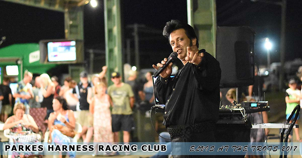 Parkes Harness Racing Club | Elvis Performer | Rick Charles