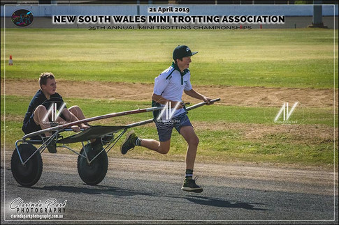 20190421 NSW Mini Trots Championships - Day 2 - Team Relay - 120