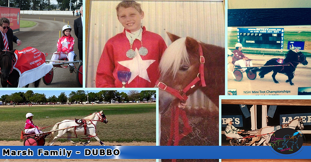 Dubbo Mini Trots - Marsh Family