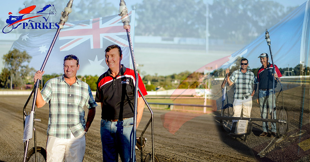 Parkes Harness Racing Club Australia Day Meeting