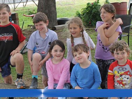 Albury Mini Trots Conducts Training Session For Kids Last Sunday