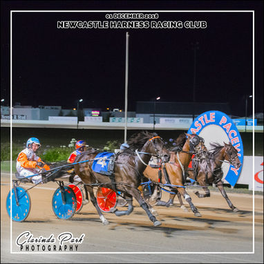 01 DECEMBER 2018 - Newcastle Harness