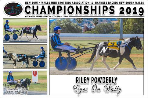 POWDERLY Riley - Eyes On Wally - 000