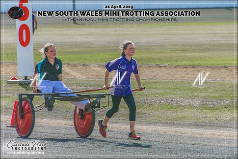 20190421 NSW Mini Trots Championships - Day 2 - Team Relay - 121