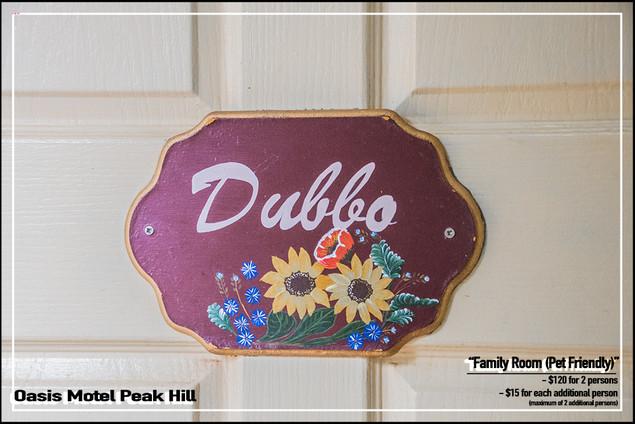 Oasis Motel Peak Hill - Family Room Pet Friendly 001