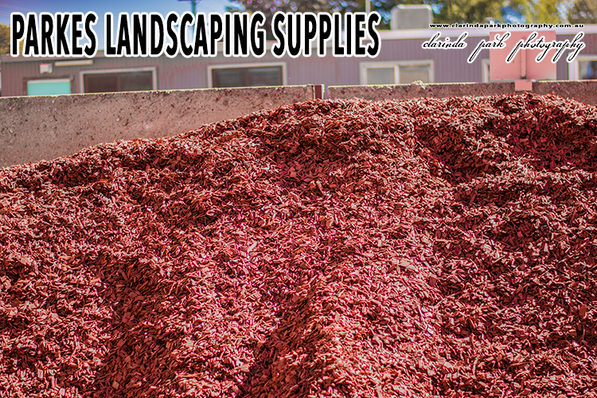 Parkes Landscaping Supplies Red Chip
