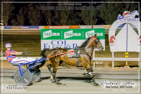 R7 DWYERS FRESH 3YO FILLIES Pace - ROCKNROLL AVA - Mitch Turnbull - 101