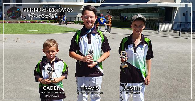 NSW Mini Trots Fisher Ghost 2019 - Midget Division Winners