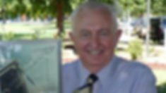 Robert Wilson, mayor of Parkes from 1985 up to 2008.