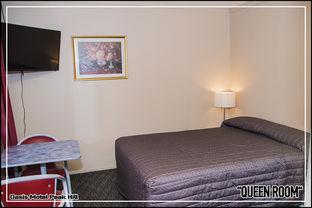 Oasis Motel Peak Hill - Queen Room - 011