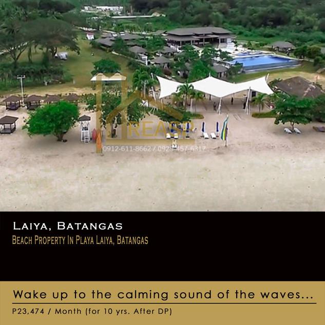 Beach Property in Playa Laiya Batangas For Sale