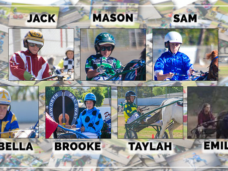 NSW Mini Trots Retiring drivers 2020!!!