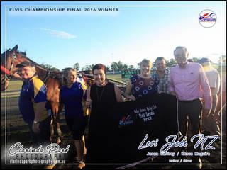 Elvis Championship Series 2016 Winner