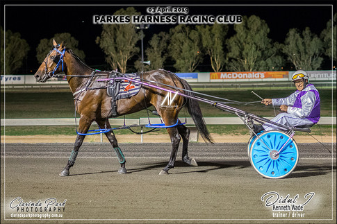 R9 - HRNSW GUARANTEED TWO YEAR OLD PACE - DIDNT I - Kenneth Wade - Kenneth Wade - 104
