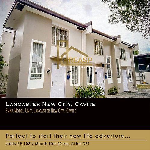 Emma Model Unit, Lancaster New City, Cavite