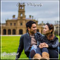 COUPLE PHOTOS by Clarinda Park Photography: Erick and Anna
