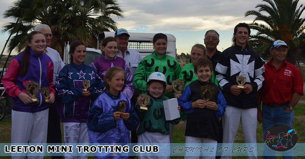 LEETON MINI TROTTING CLUB | NSW MINI TROTS ASSOCIATION