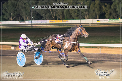 R9 - HRNSW GUARANTEED TWO YEAR OLD PACE - DIDNT I - Kenneth Wade - Kenneth Wade - 101