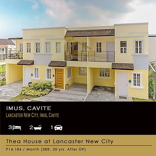 Thea, Lancaster New City Imus, Cavite!!