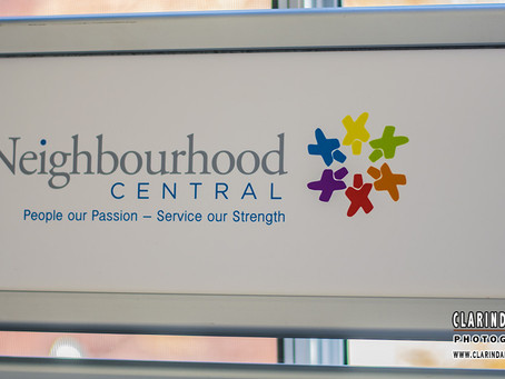 A Day (and a half) Experience with Neighbourhood Central and Their Clients