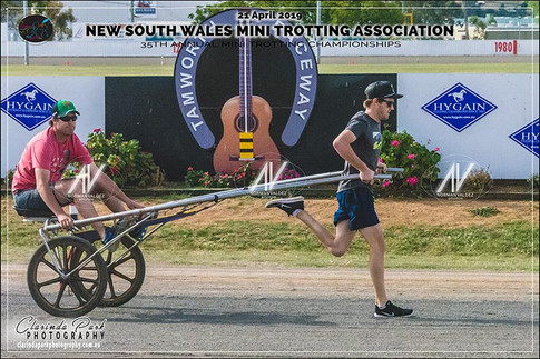 20190421 NSW Mini Trots Championships - Day 2 - Team Relay - 125