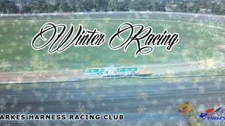 Winter Racing Begins At PARKES HARNESS