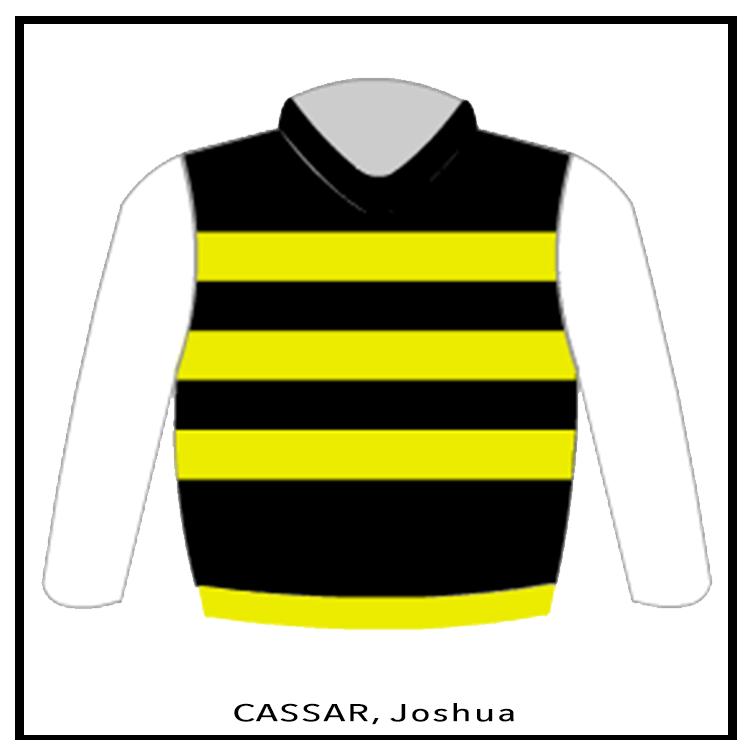 CASSAR, Joshua