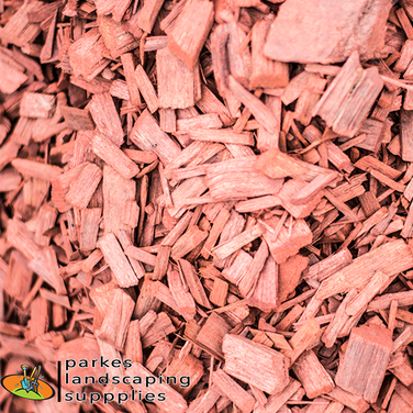 Red Chip | Barks & Mulch | Parkes Landscaping Supplies