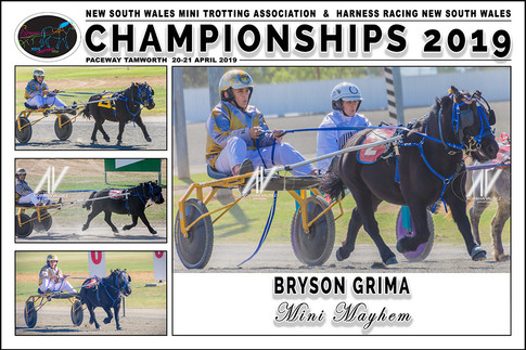 GRIMA Bryson - Mini Mayhem - 000