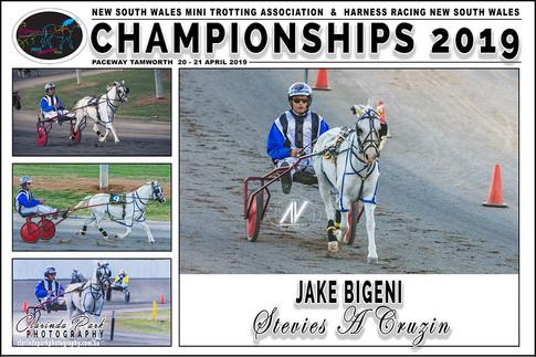 BIGENI Jake - Stevies A Cruzin - 000