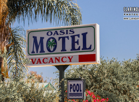 Property Photography: Clarinda Park Photography Takes Photos for Oasis Motel Peak Hill.