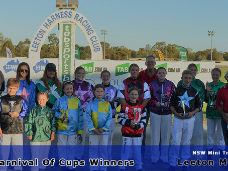 Great Start to New Year for Mini Trotters