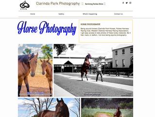 Clarinda Park Photography has its new website