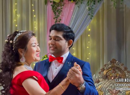 Clarinda Park Photography second wedding photos: Beth and Pavan Wedding