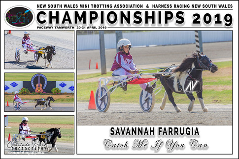 FARRUGIA Savannah - Catch Me If You Can - 000