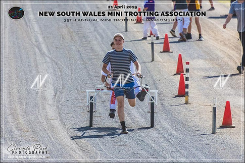 20190421 NSW Mini Trots Championships - Day 2 - Team Relay - 104