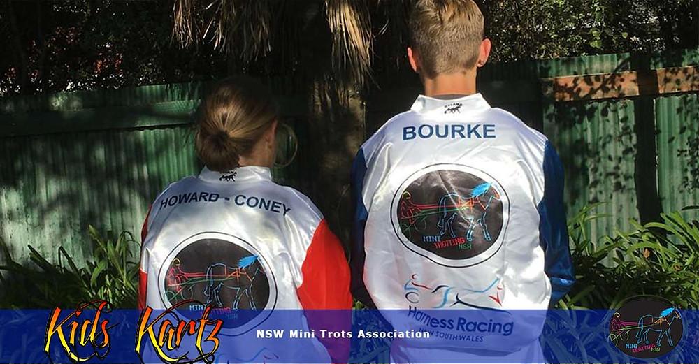 NSW Mini Trots represents at NZ Lizzie of Rossland's Kids Kartz