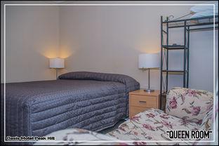 Oasis Motel Peak Hill - Queen Room - 014