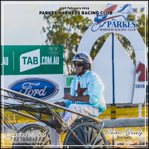 "Race 2 ""PARKES BETTA ELECTRICAL PACE"" Winner: Pocket Beauty"