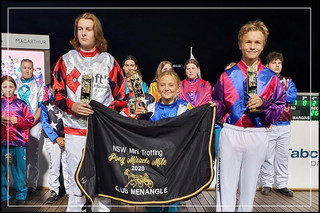 MIRACLE MILE 2020 - Pony Division Winners