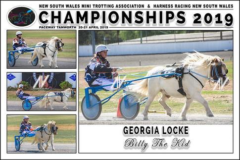 LOCKE Georgia - Billy The Kid - 000