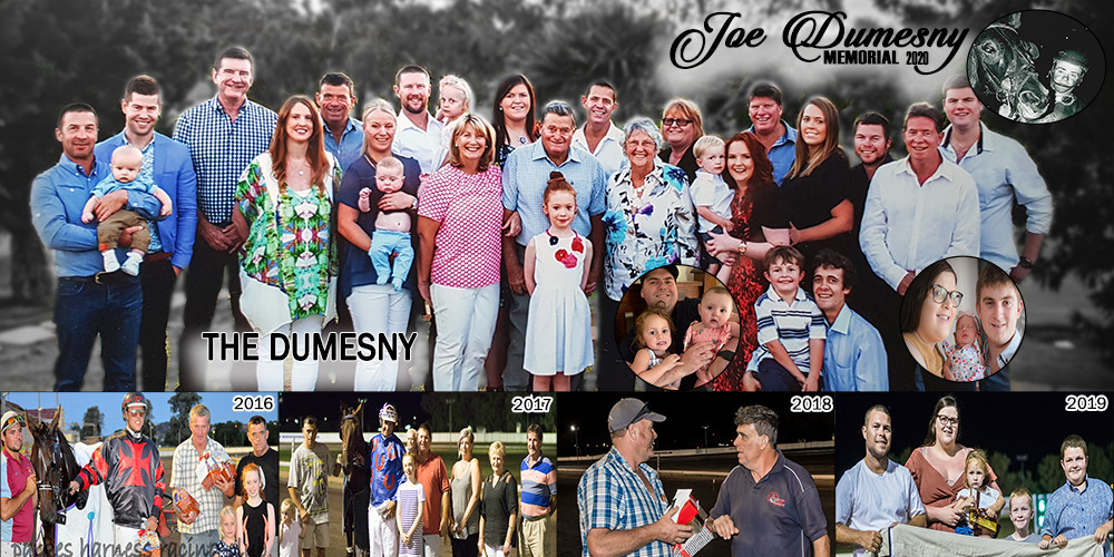Joe Dumesny Memorial 2020 - The Dumesny and The Dwyer Families