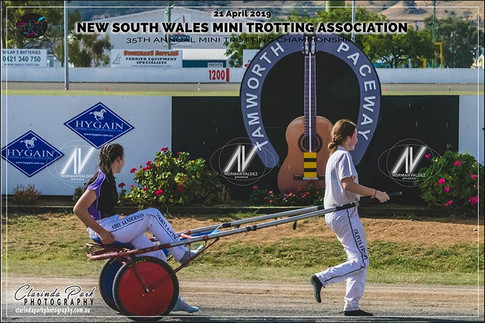 20190421 NSW Mini Trots Championships - Day 2 - Team Relay - 119