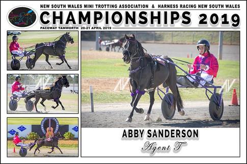 SANDERSON Abby - Agent T - 000