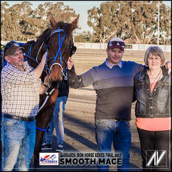 2017 IRONHORSE SERIES Winner - SMOOTH MACE