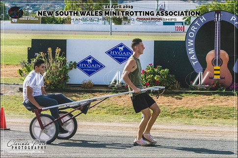 20190421 NSW Mini Trots Championships - Day 2 - Team Relay - 117