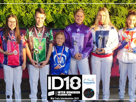 NSW Mini Trots Dominates Mini Trots Inter Dominion 2018