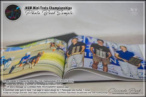 NSW Mini Trotting Championships Photos
