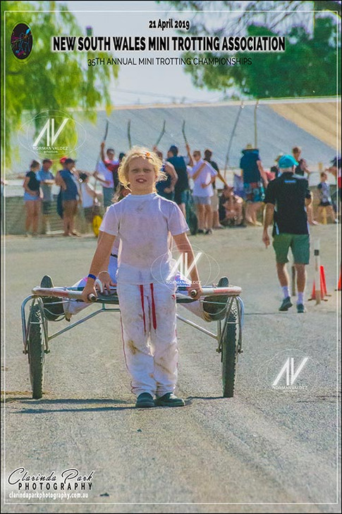 20190421 NSW Mini Trots Championships - Day 2 - Team Relay - 113